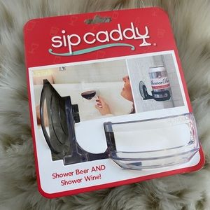 NWT Shower Sip Caddy - for drinks
